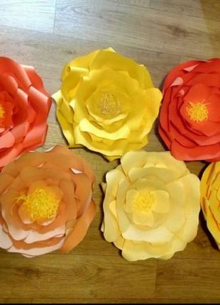 Продам цветы для фотозоны