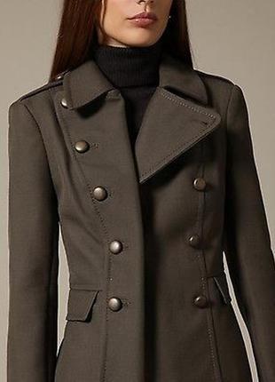 French connection короткое пальто#жакет#блейзер полу шерсть, м...