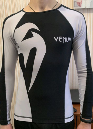 Компрессионная-термо кофта Venum (рашгард)