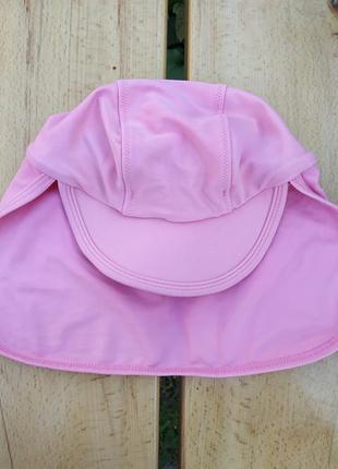 Детская пляжная кепка, шляпа, панама на девочку