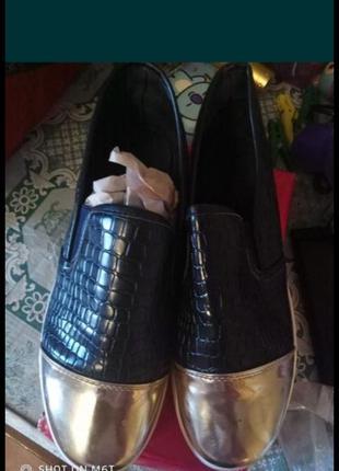 Туфли 25.5 см по стельке
