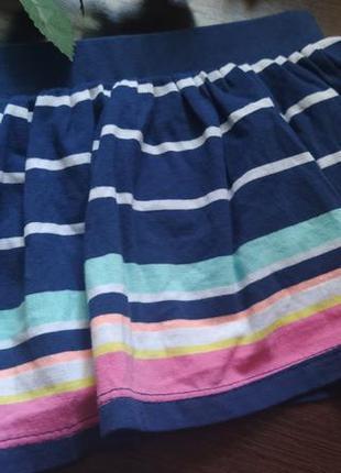 Carter's юбка с трусиками под памперс