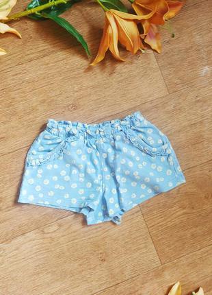 Mothercare шорты для девочки
