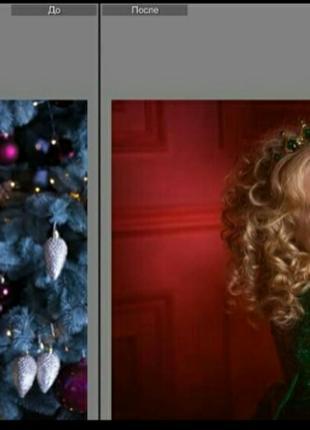 Профессиональная ретушь фото разной сложности от портретных до...