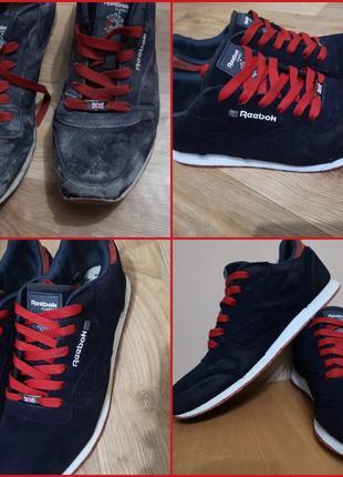 Хімчистка  Sneaker clean пропонує