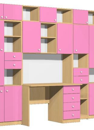 Детская мебельная стенка