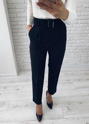 Идеальные брюки высокая посадка
