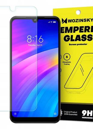 Защитное стекло 9H на Xiaomi redmi note 7