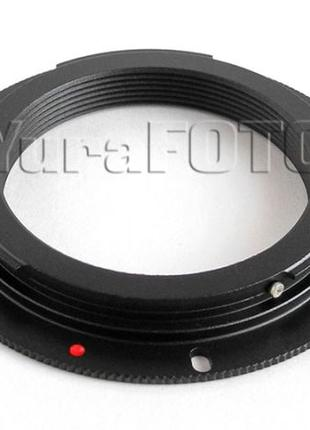 Адаптер переходник кольцо М42-CANON EOS (m42 Canon) m42 EOS чи...