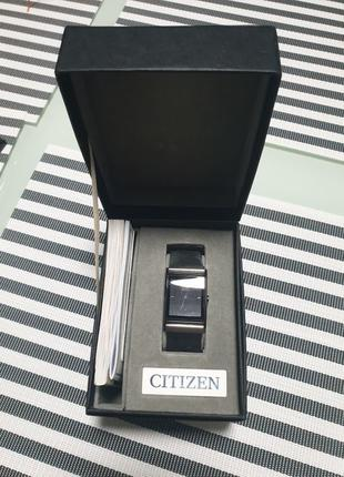 Продам часы Citizen BL 6005-01E ( Eco- Drive ), Сапфировое сте...