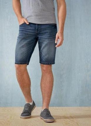 Отличные джинсовые шорты, германия ( размер 52,54)