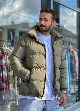 Куртка пуховик мужская укороченная / куртка пуховик чоловіча у...