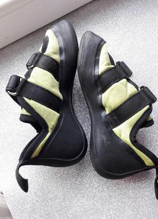 Обувь для скалолазения размер 34 alpidex