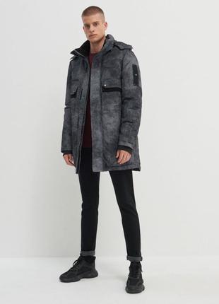 House куртка парка пальто зимова зимняя пуховик