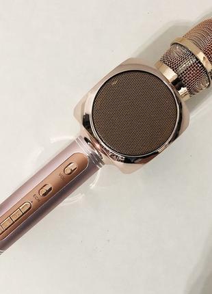 Беспроводной Bluetooth Микрофон для Караоке Микрофон DM Karaok...
