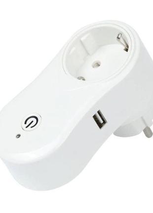 Вай-Фай розетка с USB Wi-Fi socket