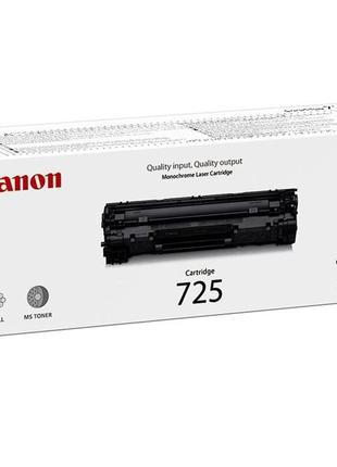 Картридж Canon 725 для лазерных принтеров MF3010 LBP-6000 / 60...