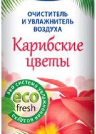 Очисник і зволожувач повітря Flower Shop Карiбськи Квiти 300 мл