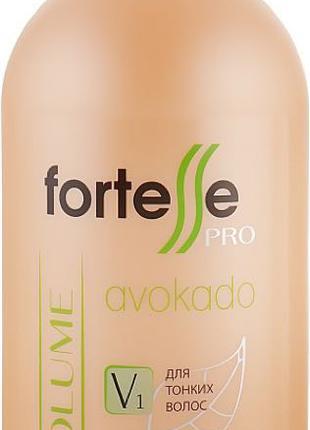 Шампунь для объема волос с дозатором Acme Professional Fortesse