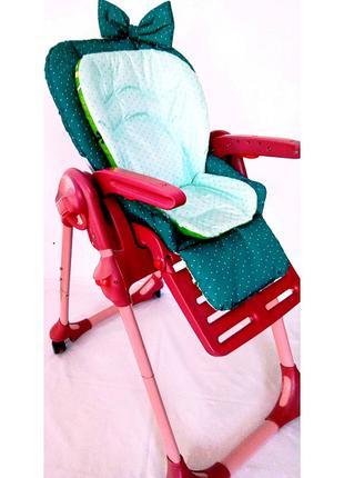 Комплект чехлов на стульчик для кормления