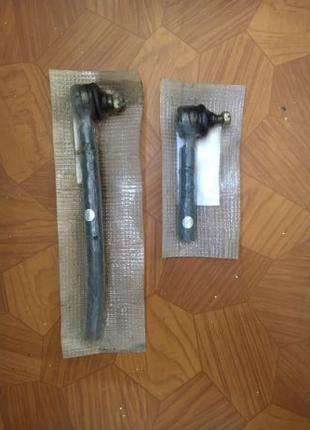 Новая пара наконечников рулевой тяги в сборе на ЗАЗ Славута