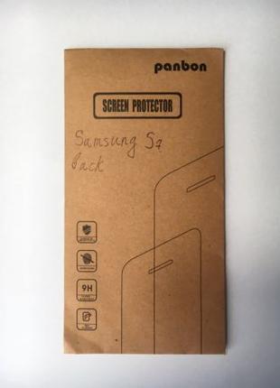 Гидрогелевая защитная пленка для Samsung S7