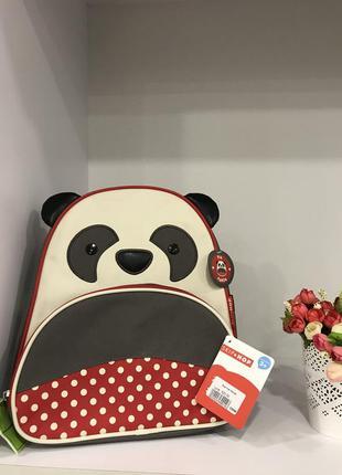 Рюкзак детский панда skip hop
