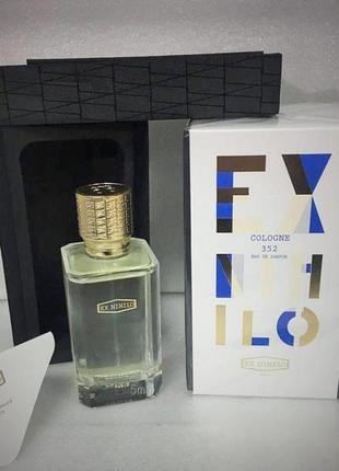 Ex Nihilo Cologne 352_Оригинал EDP_3 мл затест парф.вода