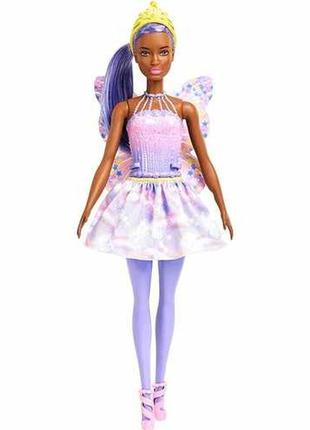 Кукла barbie dreamtopia fairy doll 2 фея fxt02