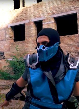 Mortal Kombat - костюм Sub Zero
