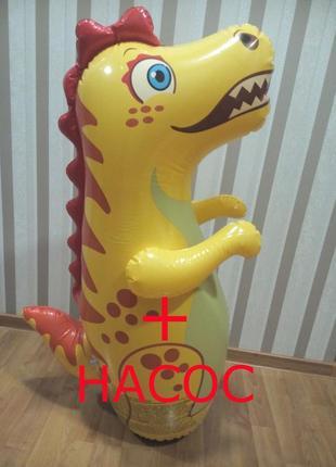 Детская Надувная Игрушка-Неваляшка (Дитяча надувна іграшка)