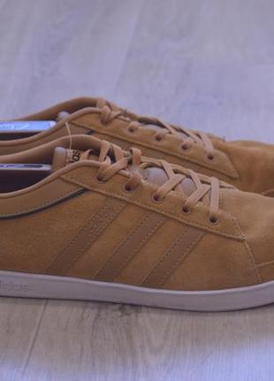 Adidas мужские кеды кроссовки замша оригинал осень
