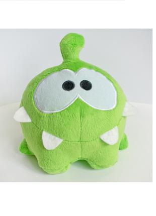 Мягкая игрушка Ам Ням довольный. Милый подарок от всего сердца!