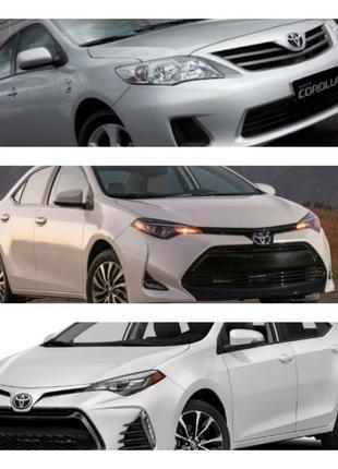 Toyota corolla LE SE ле се тойота королла бампер дверь крыло ф...