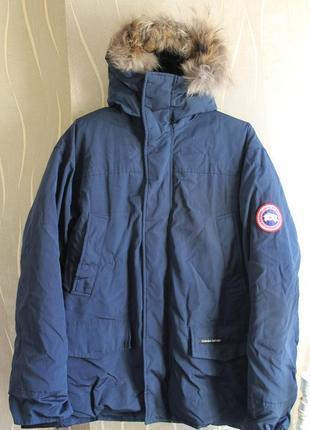 Великолепная куртка/парка/пуховик canada goose супертеплая