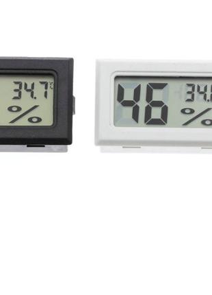 Гигрометр влагомер термометр электронный измеритель влажности