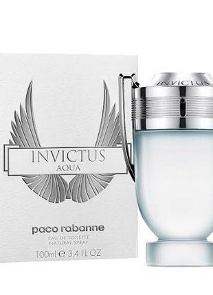 Paco Rabanne Invictus Aqua 100ml