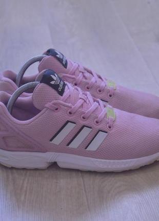 Adidas zx flux женские кроссовки сетка оригинал осень