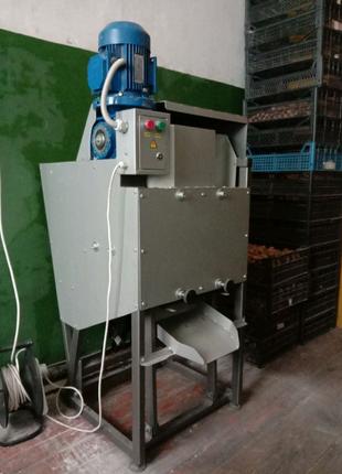 Продам промышленный орехокол конусного типа «К-50»