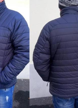 Мужская куртка весна осень демисезонная