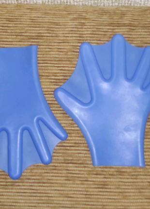Перчатки для плавания детские