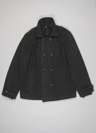 Пальто детское на мальчика minoti