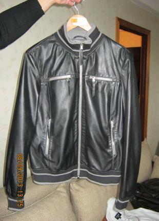 Куртка кожаная, Италия
