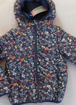 Утепленная деми демисезонная куртка pepko, польша