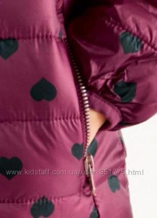Демисезонная утепленная куртка lupilu, лупилу, германия