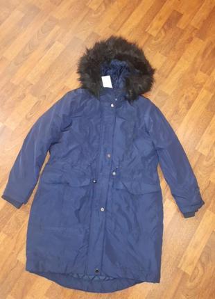 Куртка парка reserved eur42 uk14