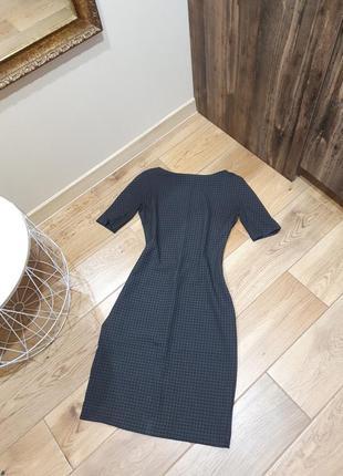 Платье футляр по фигуре zara.