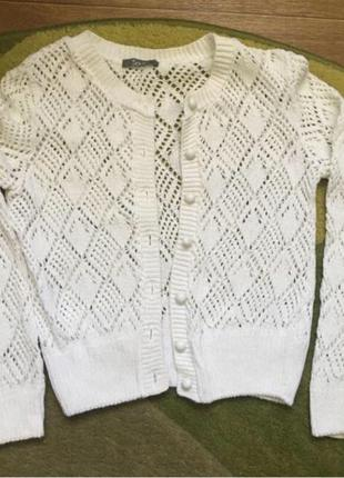 Кофта, свитер, вязаная накидка, джемпер