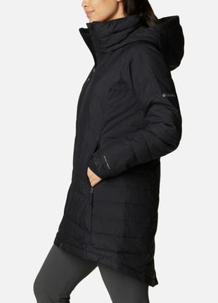 Длинное утепленное пальто Columbia S-Xl из США
