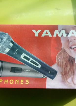 Микрофоны проводные